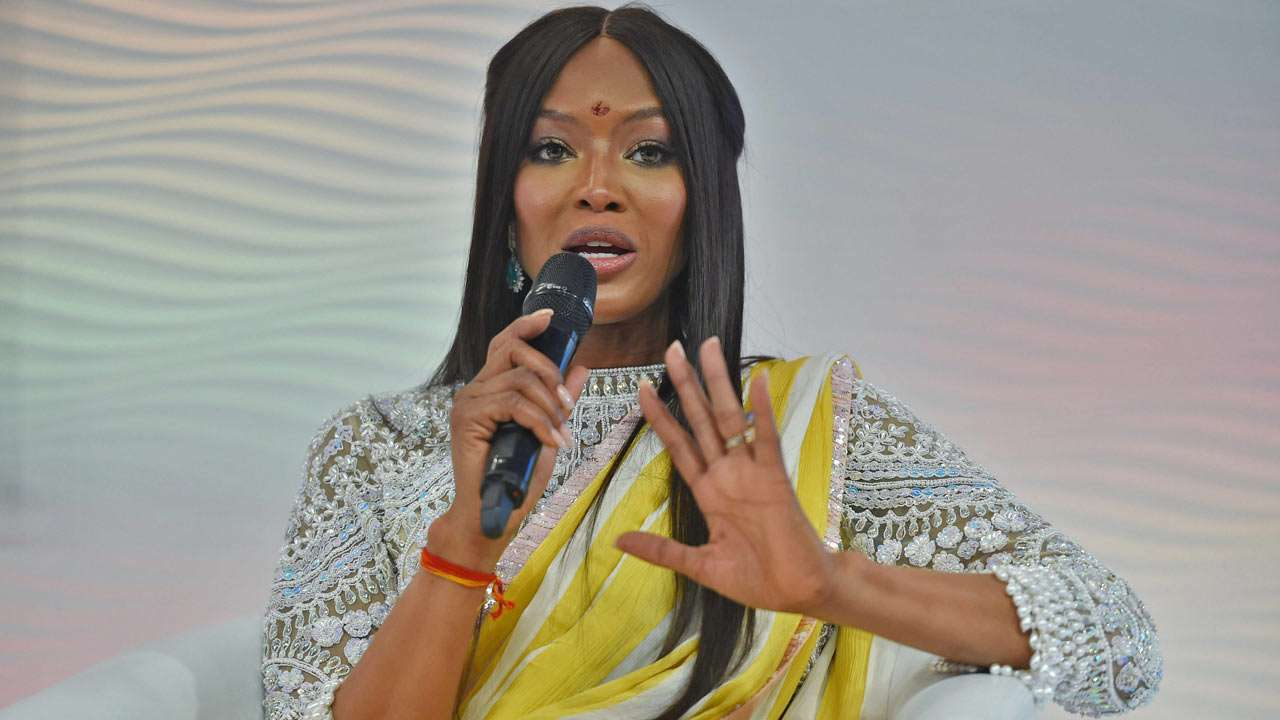 NAOMI CAMPBELL ON HIV/AIDS ACTIVISM
